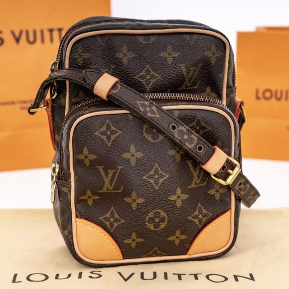 LOUIS VUITTON Amazone Crossbody Vintage